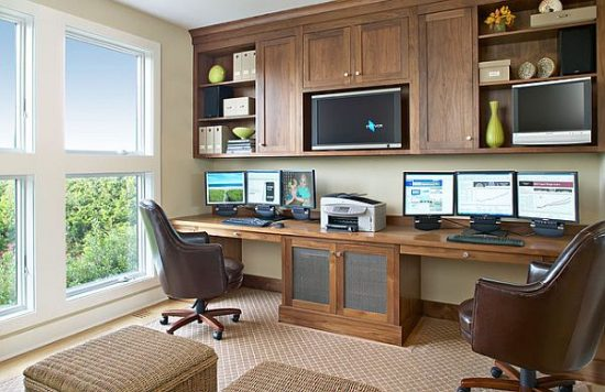 How To Decorate Your Home Office? Interior Design