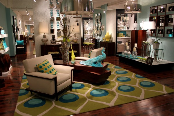 Interior Design Furniture Showroom
