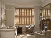 Wood window treatments - Interior Design Explained