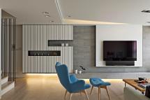 Modern Minimalist Living Room Design