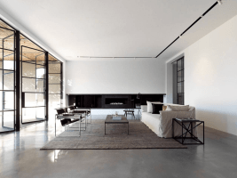 How to decorate in a minimalist interior design style ...
