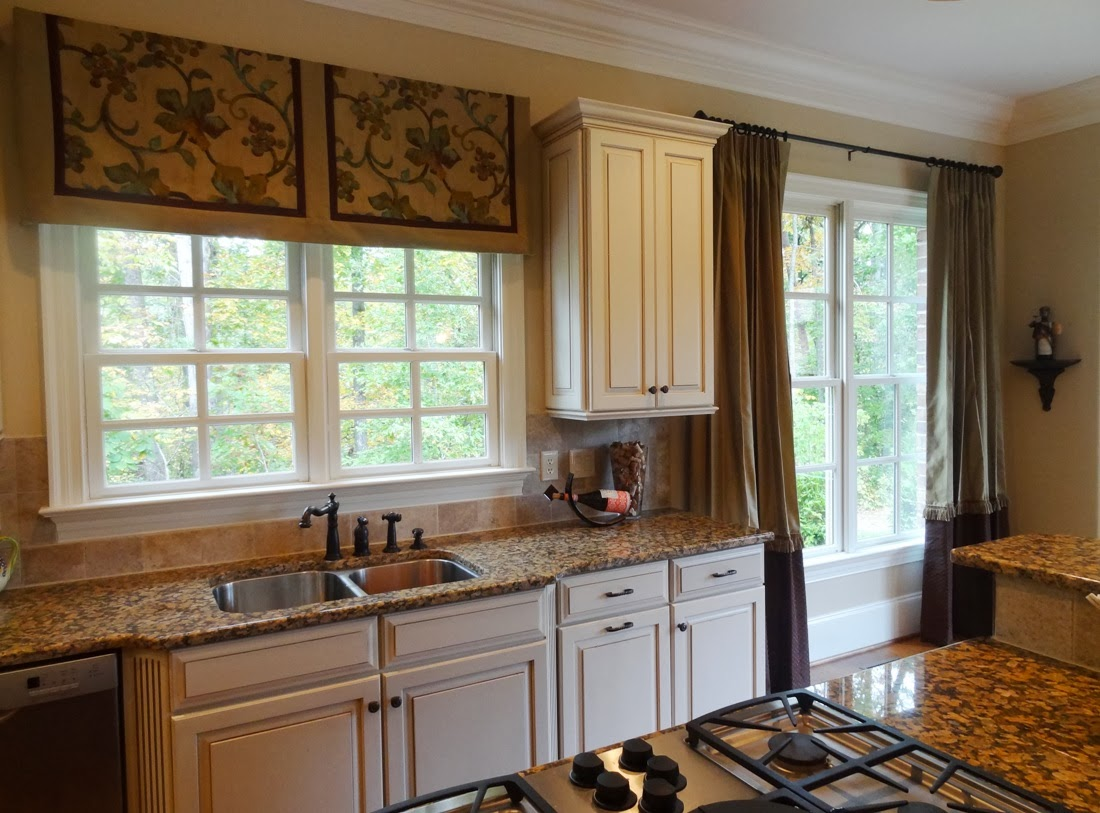 Choosing The Right Kitchen Window Treatments Interior Design Explained