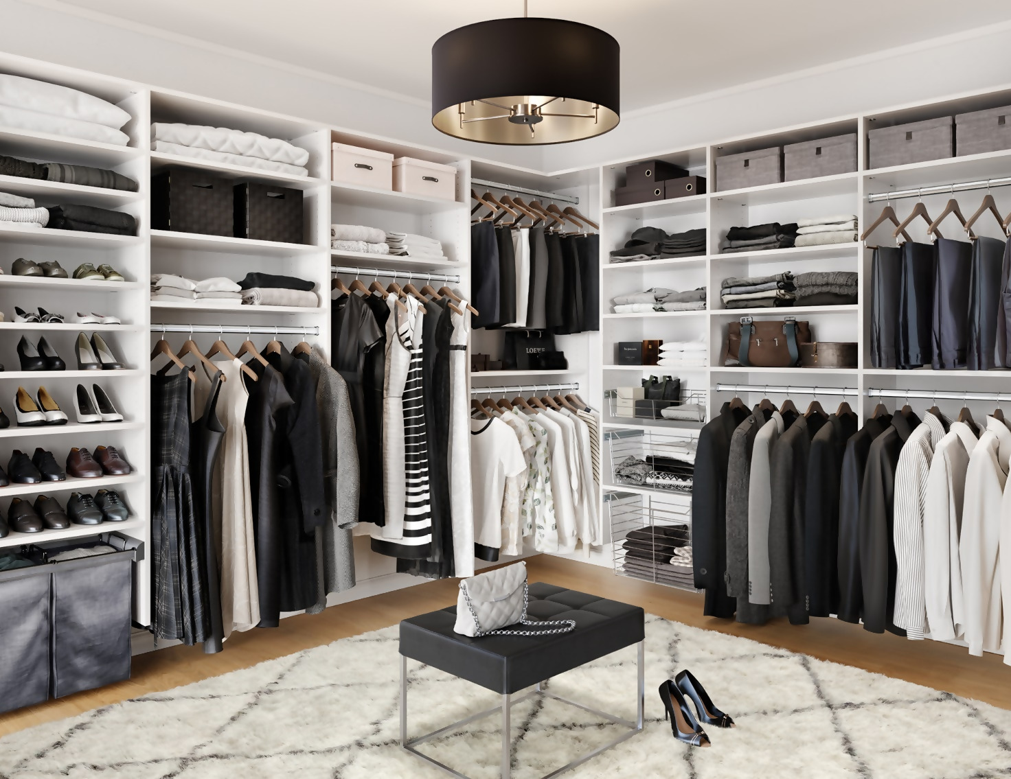 The Best Closet Organization Ideas Interior Design Explained