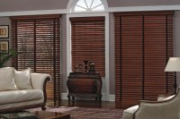 Wood window treatments - Interior Design Explained
