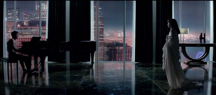 Luxury Building The Escala Hosts Christian Grey In Fifty