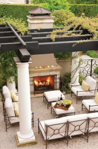 TOP 12 STUNNING FIREPLACES FOR LUXURY OUTDOOR LIVING ...