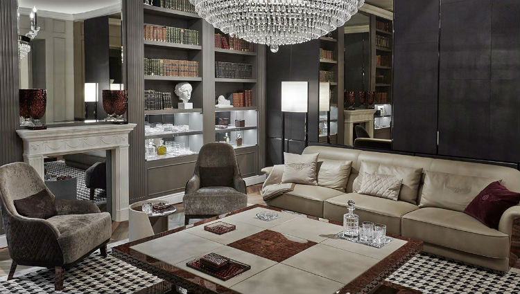 Top 6 Luxury Furniture Brands At Isaloni 2015  Interior
