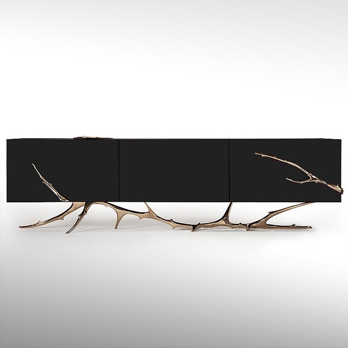 Hudson Furniture Meta Credenza Interior Designist