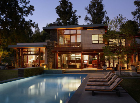 Freshome Tour In A Refined Home Design Settled Between