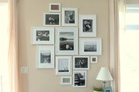 Dressing up a Wall: Pictures Frames  MP INTERIORS