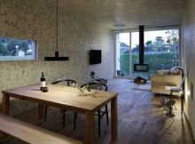 Single Level House Facades - Nest Home near Minimalist Dining Room also the Small Living Room