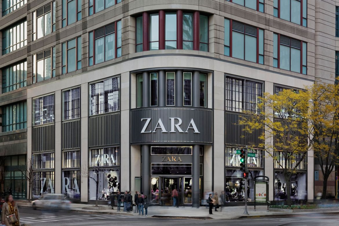 Store Opening Announcement Zara New Store At Glendale