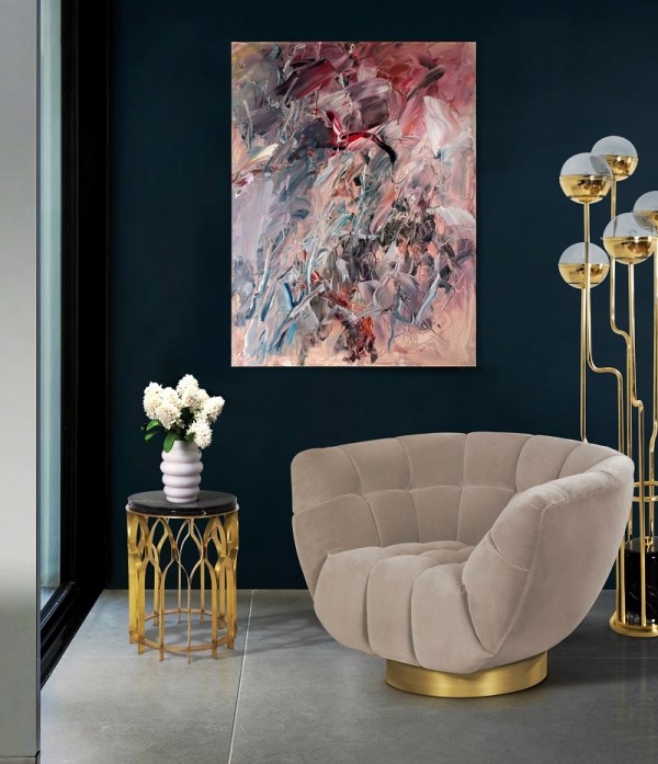 High-end Furniture Meets Contemporary Art With Brabbu X