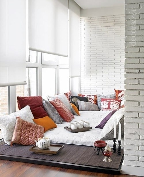 Small Space, Big Living: Cozy Nooks