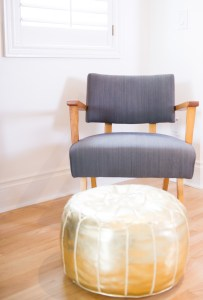 Inner-city Eclectic Living Room