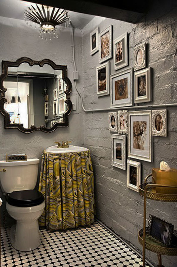 50 Beautiful Small Bathroom Ideas to Keep you Refreshed