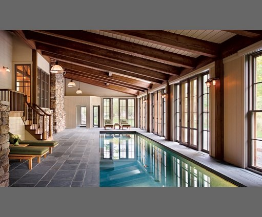 40+ Stunning Indoor Pools Examples For Adding Bliss At Home