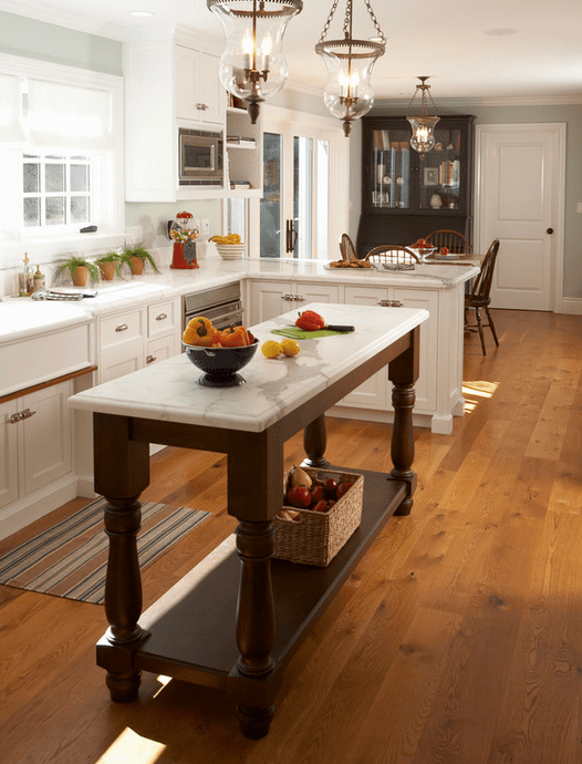100 Great Examples Of Kitchen Island Ideas