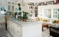 Ideas to Keep Kitchen and Living Room Together