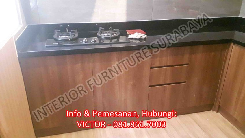 Furniture Dapur Minimalis Surabaya 081 861 7003