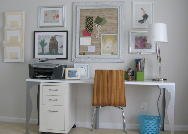Shabby Chic Home Office Designs