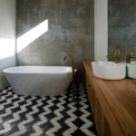 Amazing Concrete Bathroom Designs To Shine In Your Home