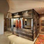Modern Bathroom Designs With Wooden Work