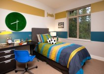 Simple Kids Room Designs