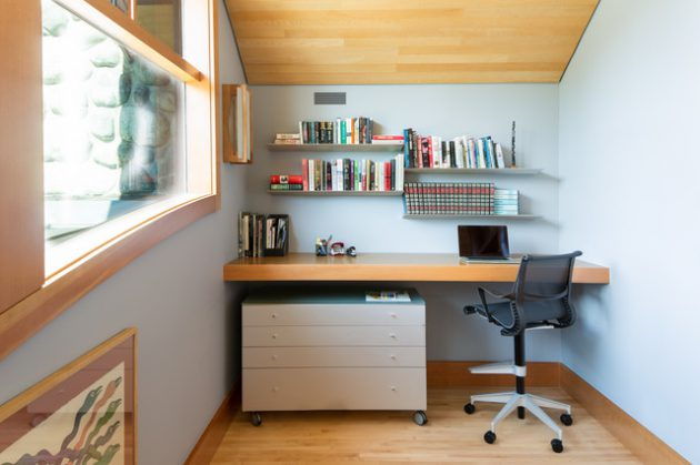 Contemporary Home Office Designs