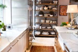 Industrial Storage Shelves Ideas