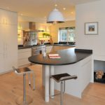 U-Shaped Kitchen Design For Limited Space Homes