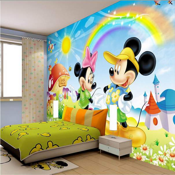 Wall Paper For Kids Room That Your Child Will Love