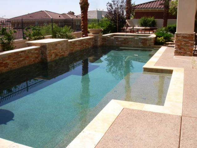 See More: Southwestern Swimming Pool Designs