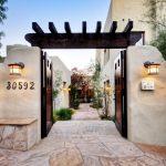 Mediterranean Entrance Designs