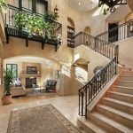 Mediterranean Entry hall