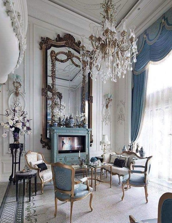 Stunning French Interior Design That Will Fresh Your Eyes
