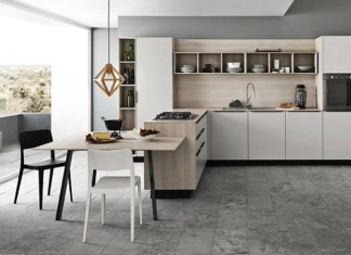 Minimalistic Designs For Luxury Kitchens