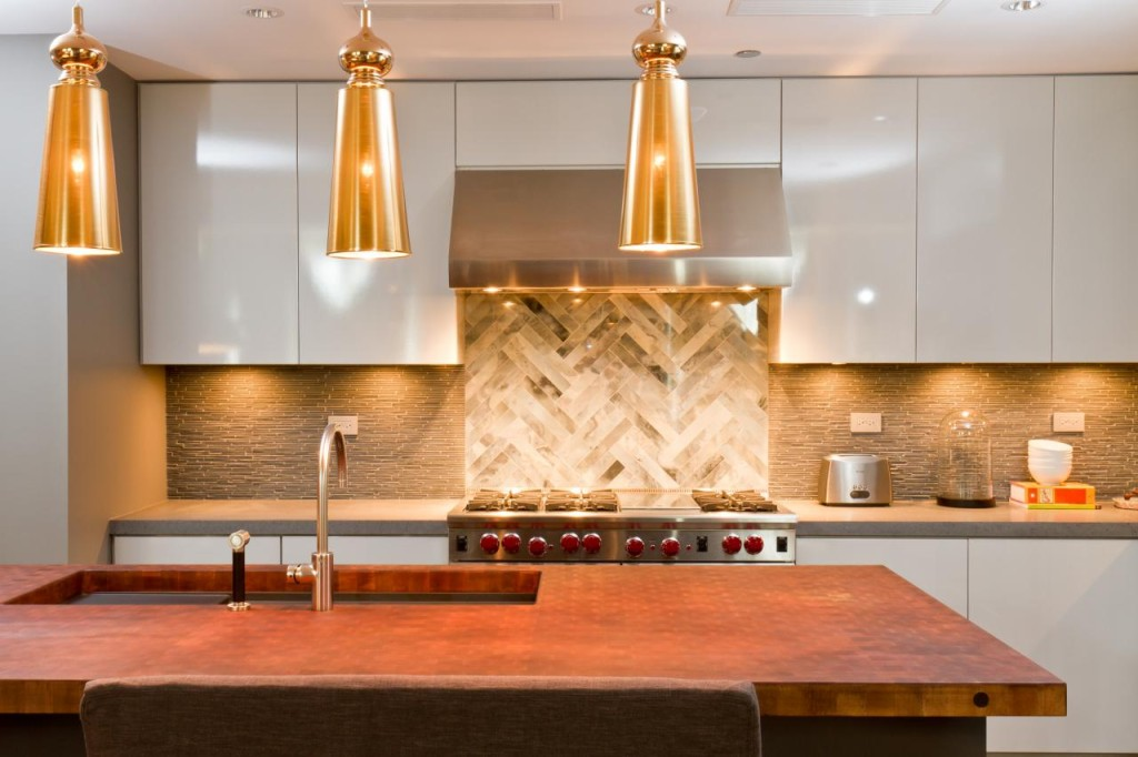 Gorgeous modern kitchen interior design ideas worth seeing for Kitchen interior design websites