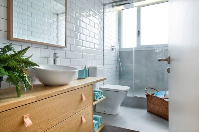 17 Amazing Industrial Bathroom Designs For Your Inspiration