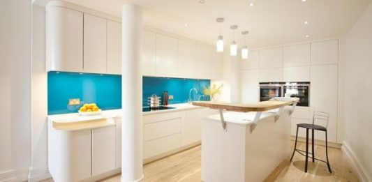 Glass Kitchen Cabinet Doors Pure Elegance