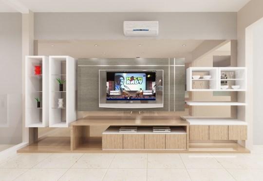 Desain Lemari Tv  TulisanViralInfo