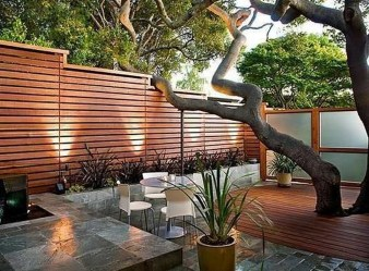 A Private Garden From Ohashi Design Studio ☼ Via Apartmenttherapy