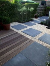 Backyard Stepping Stone Walkway Ideas ☼ Via Decoreditor