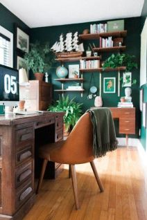 Beautiful Home Office Ideas To Pin Right 1 - Livforinteriors.co.uk