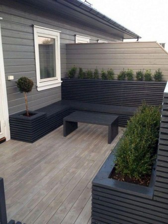 Beautiful Small Garden Design For Small ☼ Via Solnet-sy