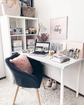 Best Design Home Office Desk Ideas Perfect - Luckythink.com