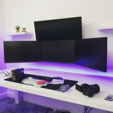 Best Gaming PC Under Or Build A Better ☼ Via Androidtipster #Gaming Room Setup #Quarto Gamer #Playstation Room #xbox Room
