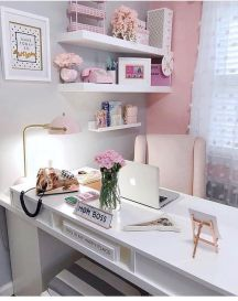 Chic Office Desk Arrangements You Need To - Feedmydesign.com