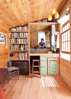 Cool Tiny House - Via Uploaded By User Interiordub