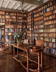 Count Raniero Gnolis Well Curated Th Centut ⊶ Via Architecturaldigest #BookStorage